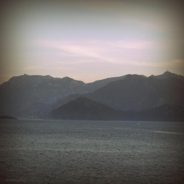 Marmaris Sea by lostknightkg