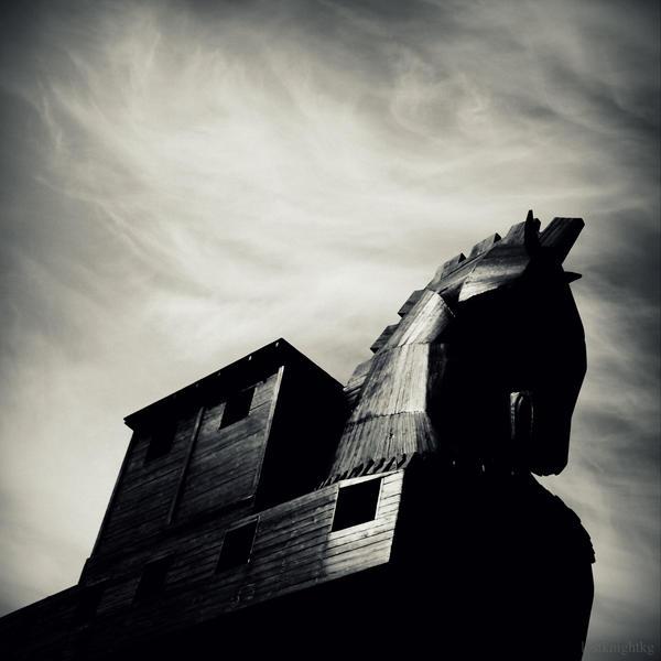Trojan Legend by lostknightkg