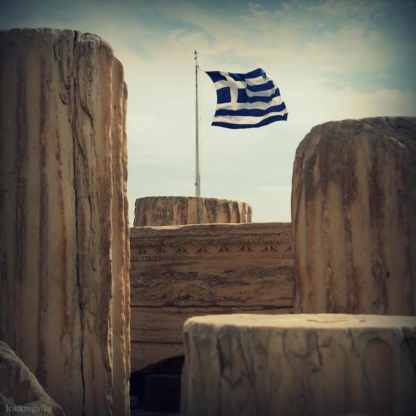 Greece by lostknightkg