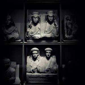 Palmyrene tombs