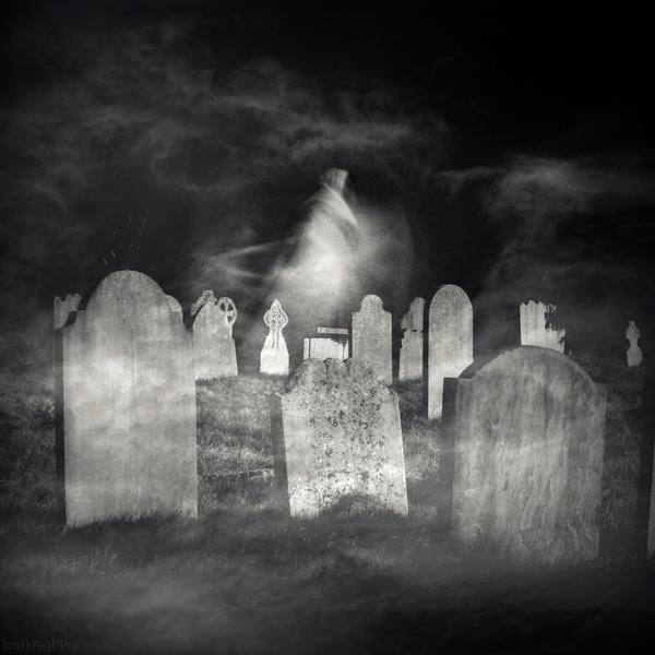 Grave Ghost by lostknightkg