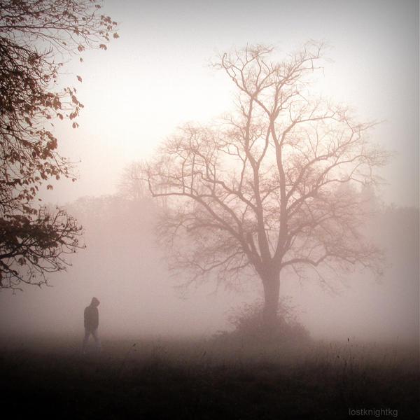 Fog dusk by lostknightkg