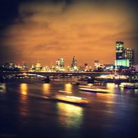 Embankment Walk by lostknightkg