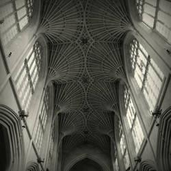 Vaulted Fan ceiling by lostknightkg