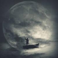 Moon Sail by lostknightkg