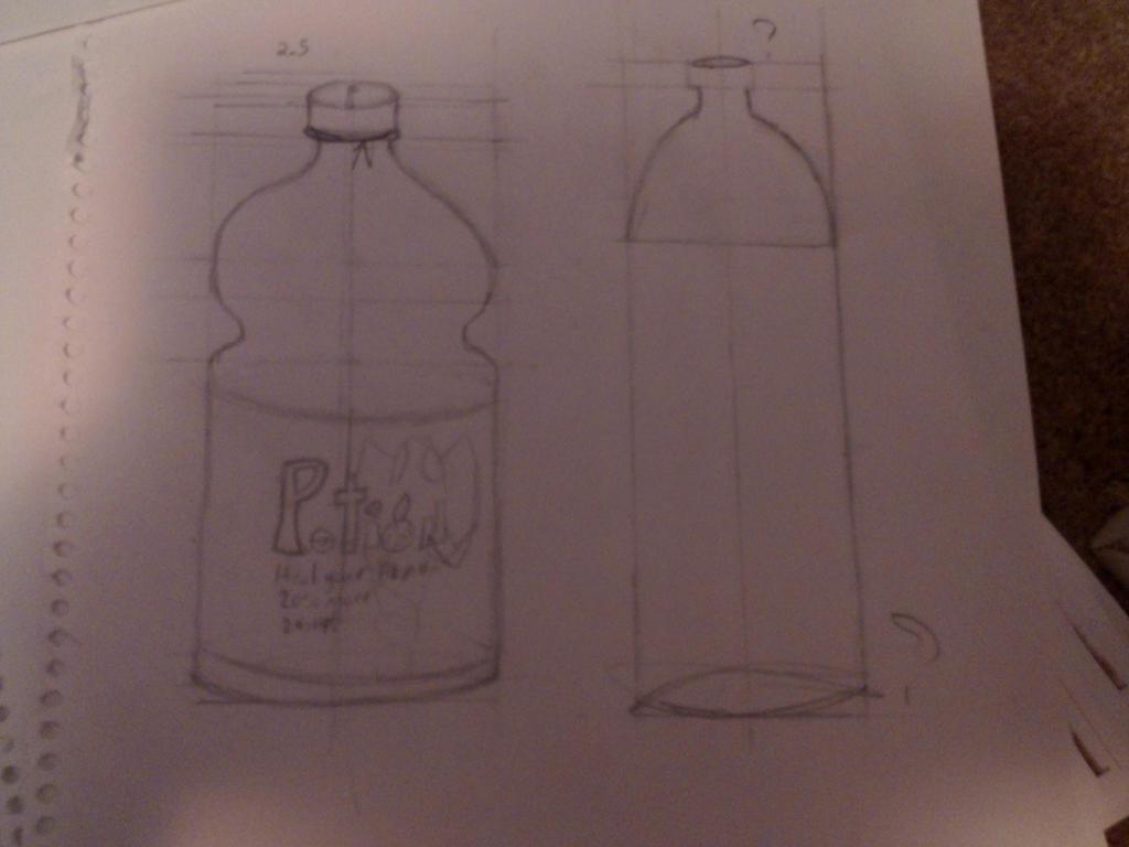 Bottles by animefreak120