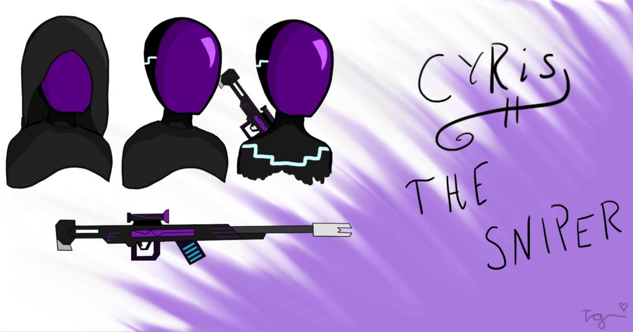 Cyris (OC) by TheGamerMadi