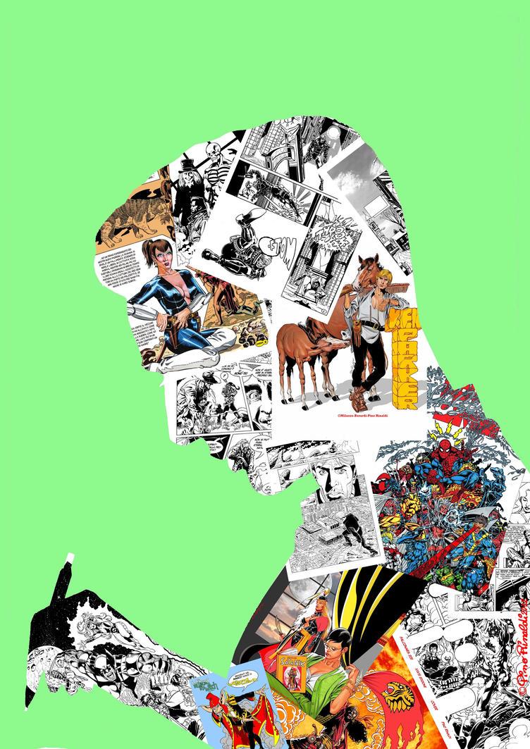 PINO RINALDI's Poster by PinoRinaldi