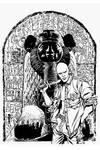 Il Fantastico Mondo di Pino Rinaldi- pin -up #2