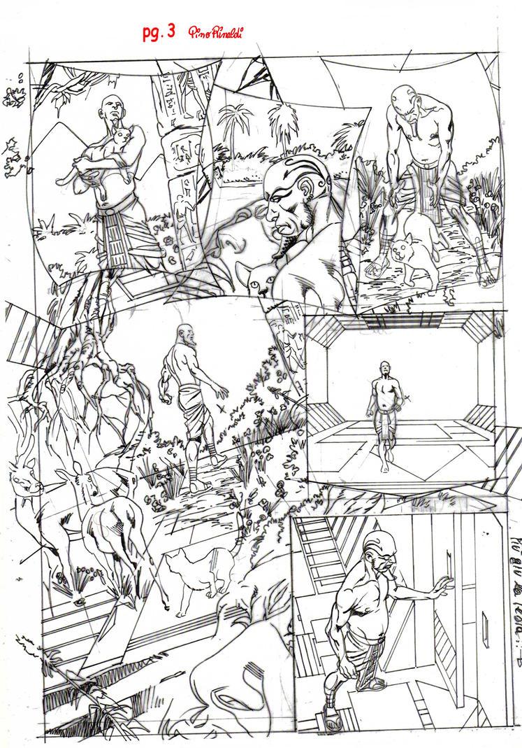 K-Pag.3-sketch by PinoRinaldi