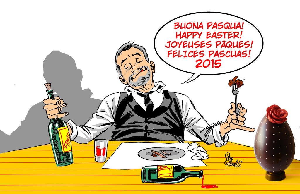 Buona Pasqua a tutto il mondo! by PinoRinaldi