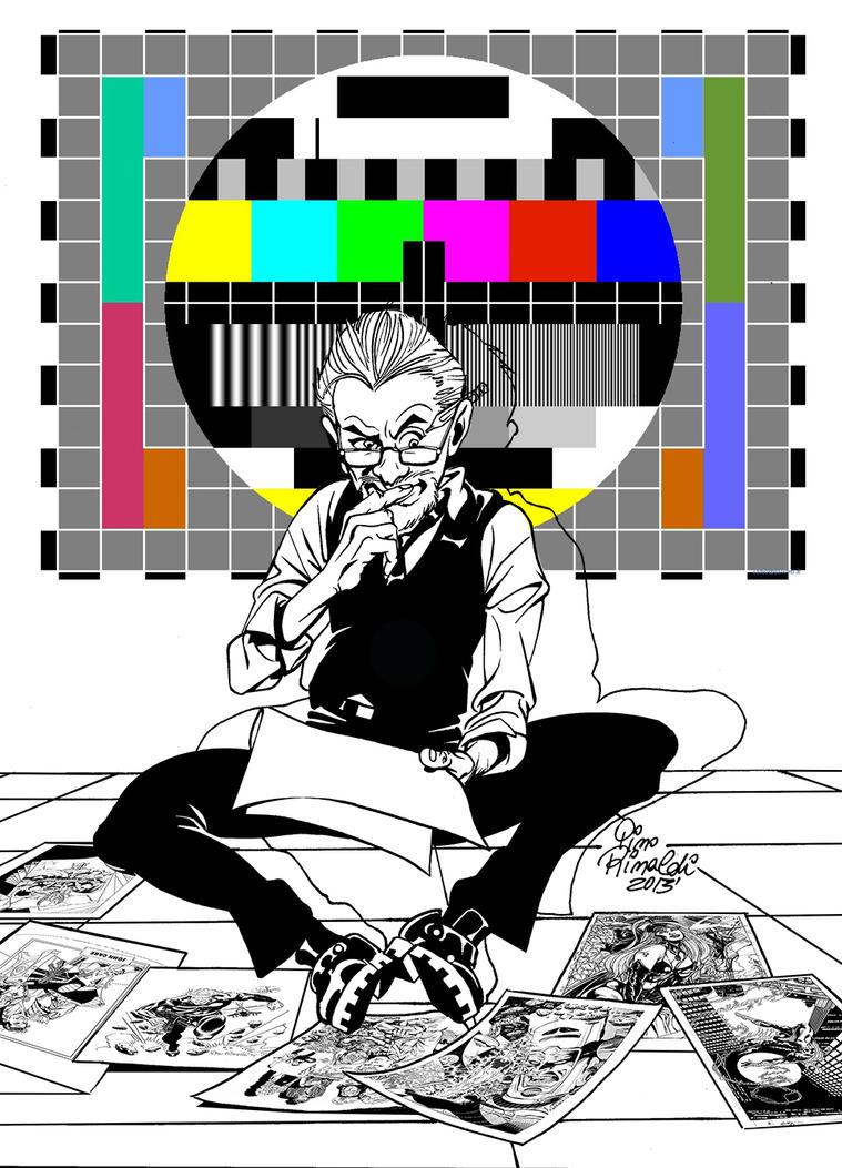 2- Inchiesta- Fumettari e televisione. by PinoRinaldi