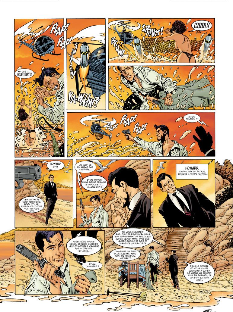 OSS117- Vol.1 Page.5 by PinoRinaldi