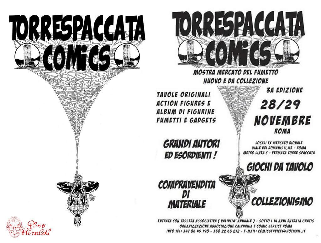 TorreSpaccata 2015 ComiCon by PinoRinaldi