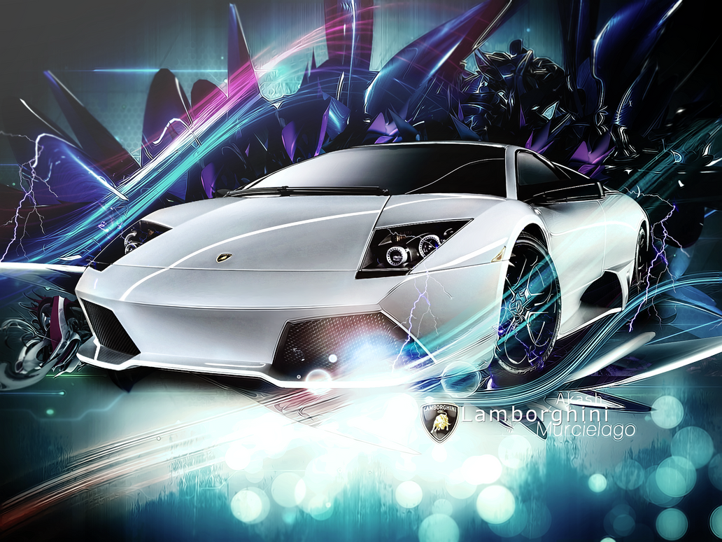 Lamborghini Murcielago by Akashishere