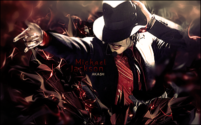 Michael Jackson by Akashishere