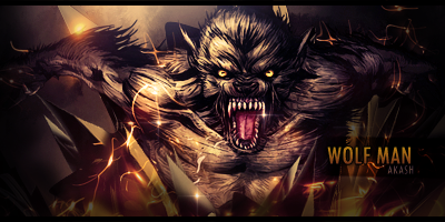 Rogue GFX Featured signature thread - Page 2 Wolf_man_by_akashishere-d5pbgm9