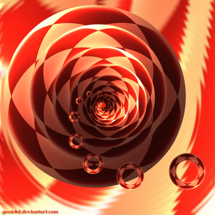 candy tunnel by gosiekd
