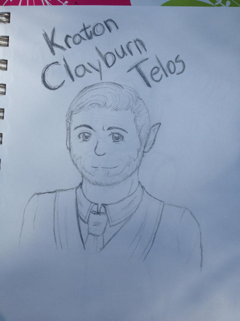 Kraton Clayburn Telos by Manic6605