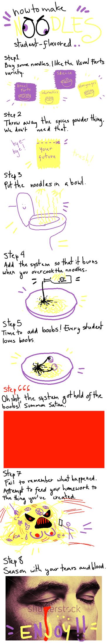 Noodles tutorial by Tigrantia