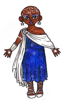 Adoptable from among the stars OPEN