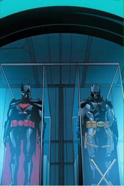 Batman by Tradement