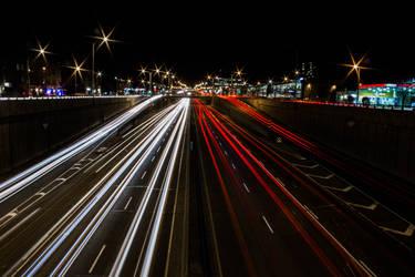 Street Glow. by jony911