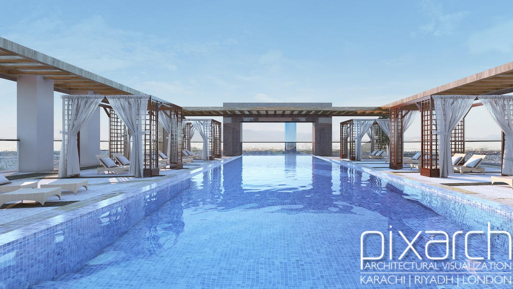 Pool Area Ideas. Top Pool Area Design Ideas By Pixarch With Pool ...