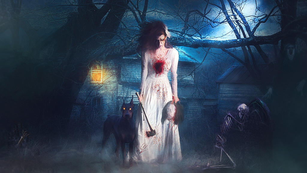 The Jilted Bride by AusWolf666