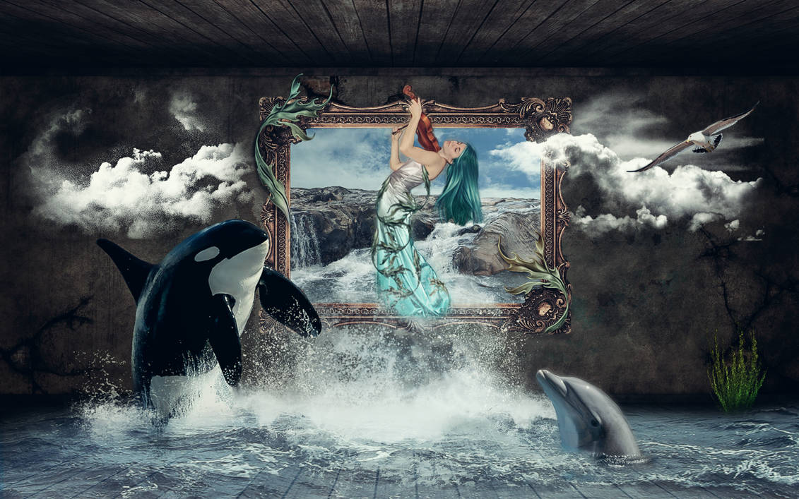 Her Siren Song by AusWolf666