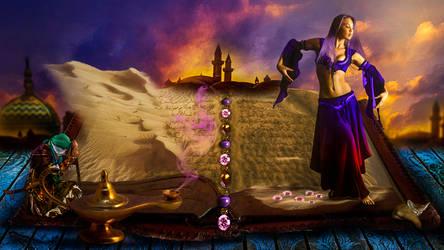 Seeking Aladdin by AusWolf666