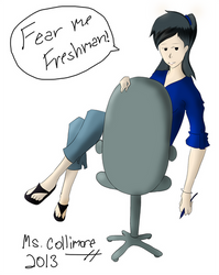 .:FEAR ME, YOU FRESHIES:.