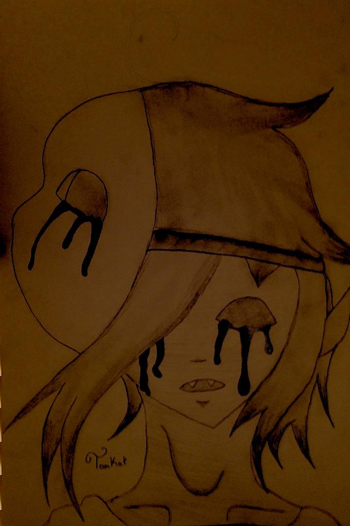 Creepypasta Eyeless Jack by tomkat25