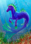 Hippocampus. Fantastic beasts,where to find them