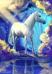 Unicorn. Fantastic beasts and where to find them