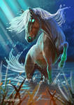 Kelpie. Fantastic beasts and where to find them