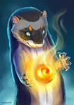 Wizard Ferret Ych