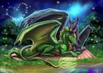 Dragons Romantic Night