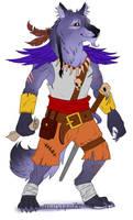Wolf Pirate