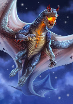 Ukrainian Ironbelly Dragon