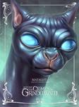 Matagot. Crimes of Grindelwald. Alternative poster