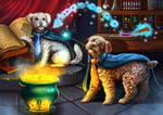 Magical Dogs Commission