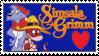 Simsala Grimm Stamp by Mattis-World