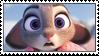 Judy Hopps Stamp by Mattis-World