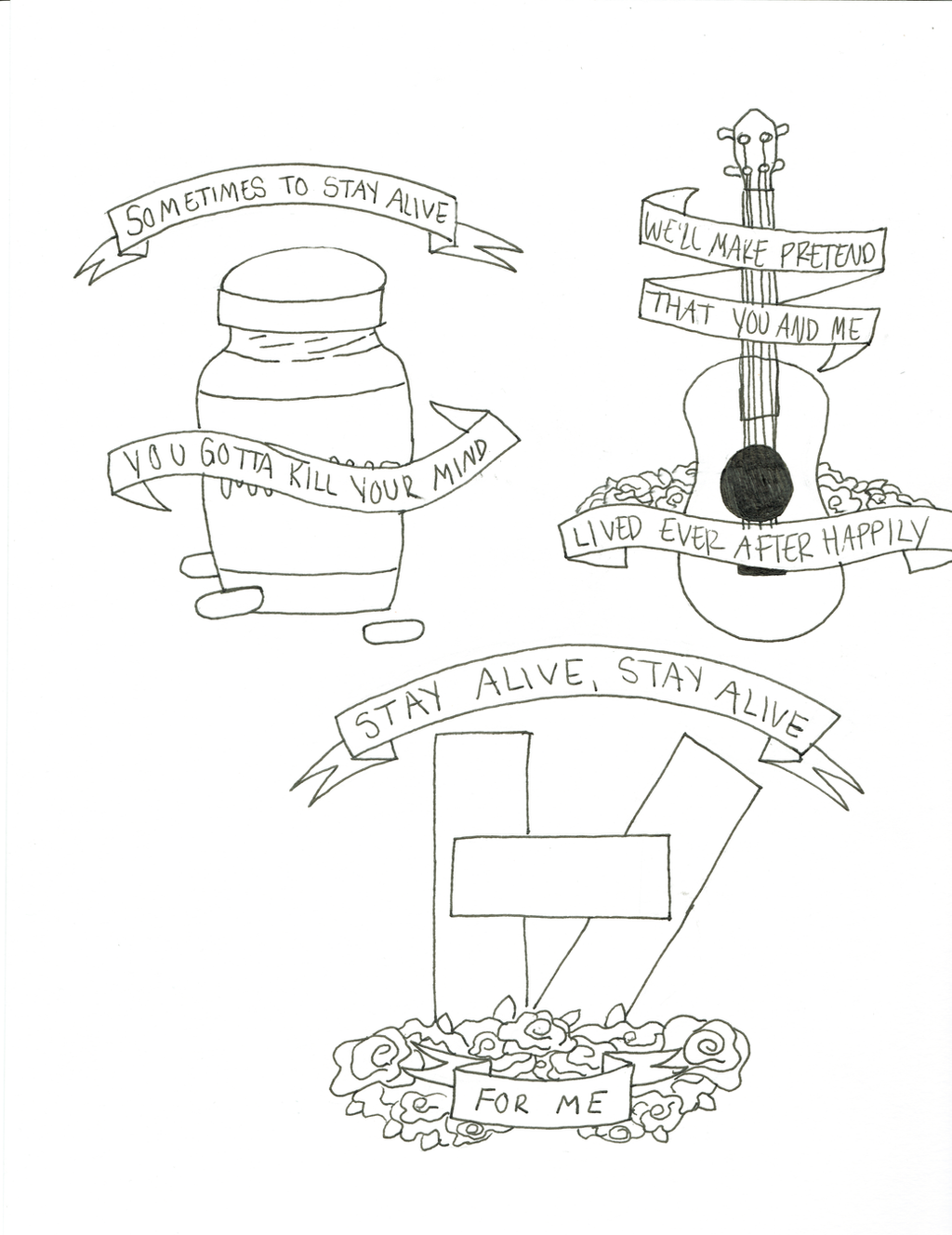 Twenty one pilots free coloring pages for Twenty one pilots coloring pages