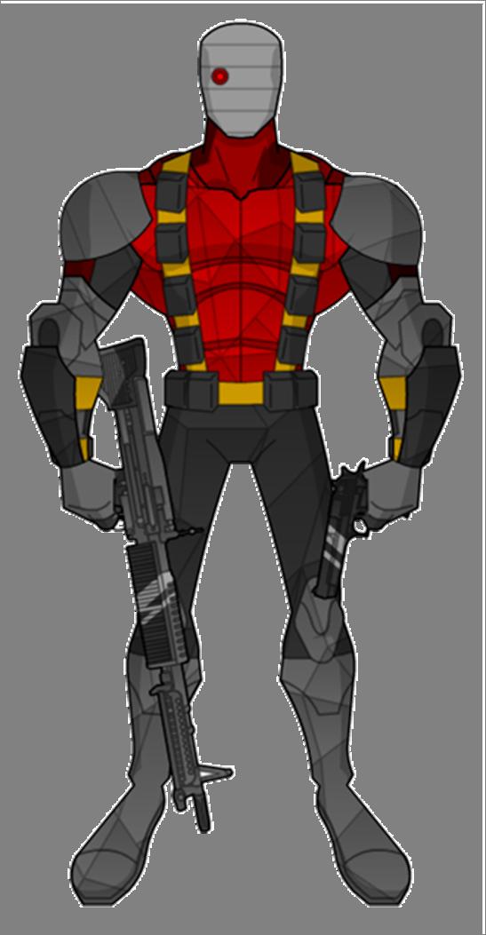 Deadshot Redesign DC^2 Suicide Squad Des...