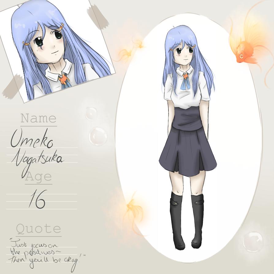 KH application: Umeko Nagatsuka by Aredia