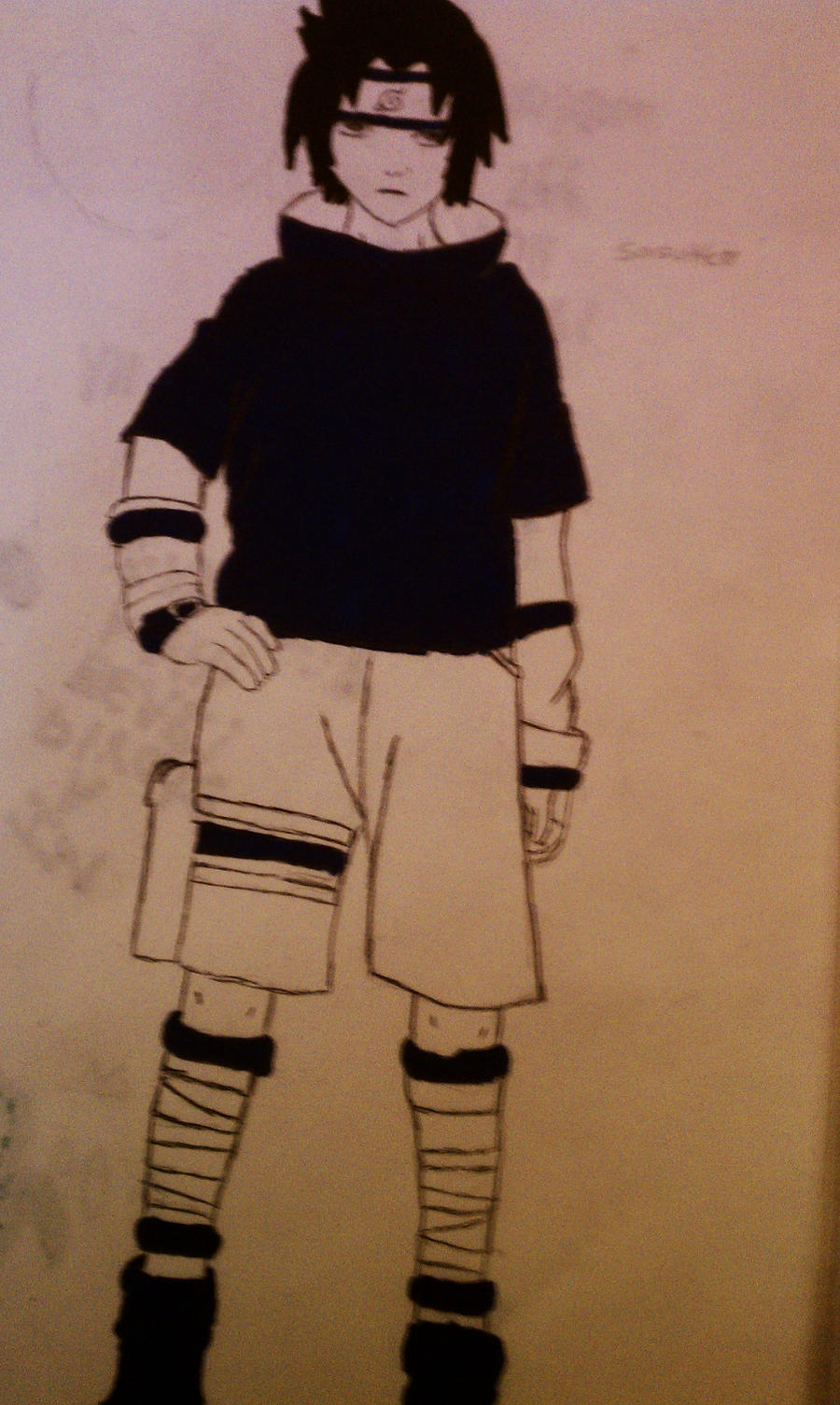 sasuke full body :3 by IHasYourHeart on DeviantArt