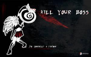 Kill your boss by killedinhersleep
