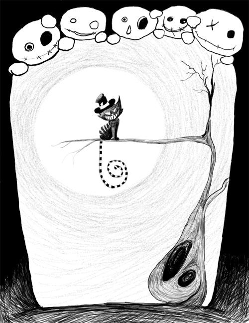 Kitty searching by killedinhersleep